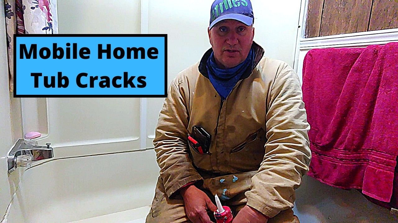 Mobile Home Tub Cracks