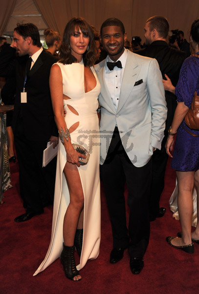 Usher S Got A New Cougar And He S Down With The Swirl