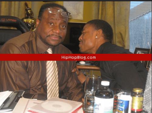 More Suspect Photos of Bishop Eddie Long  Straight
