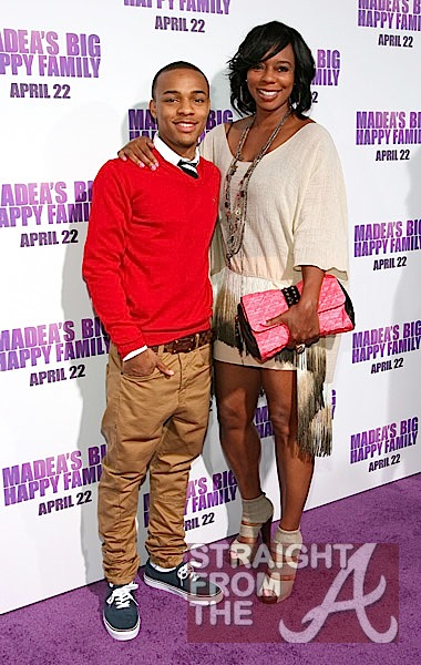 Bow Wow and Mom Teresa Caldwell  Straight From The A SFTA  Atlanta Entertainment Industry