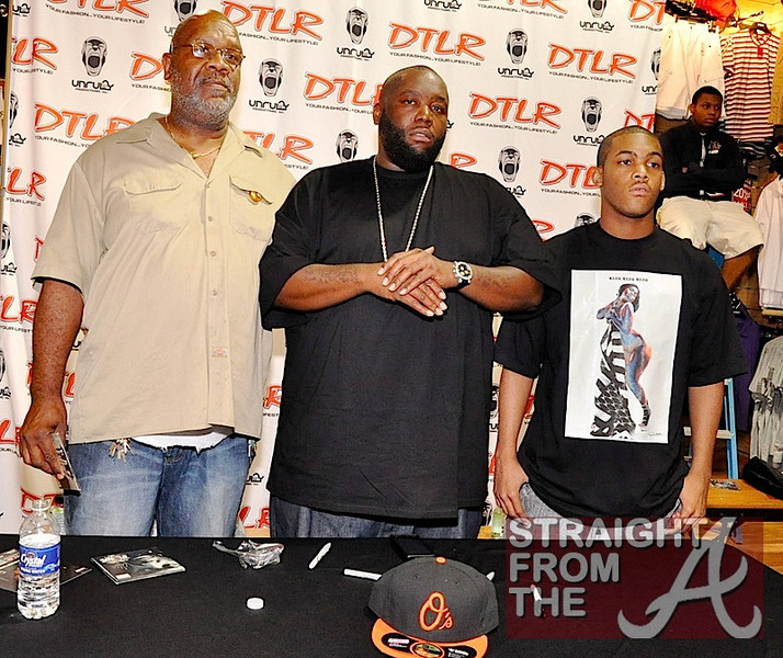 Killer Mike Father  Son  Straight From The A SFTA