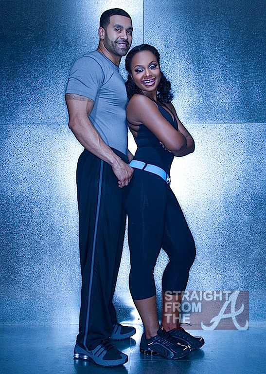 Phaedra Parks Apollo Nida Phine Booty  Straight From The