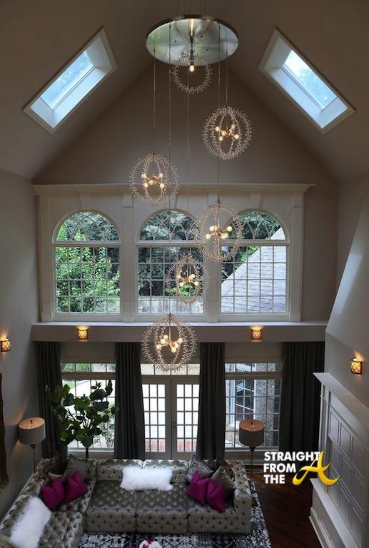 A Peek Inside Kandi Burruss Atlanta Home PHOTOS