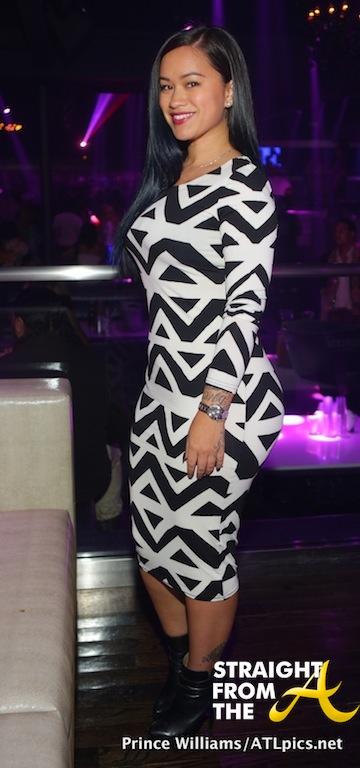 Baby Mamas Club Christina Milian & Sarah Vivan Party In