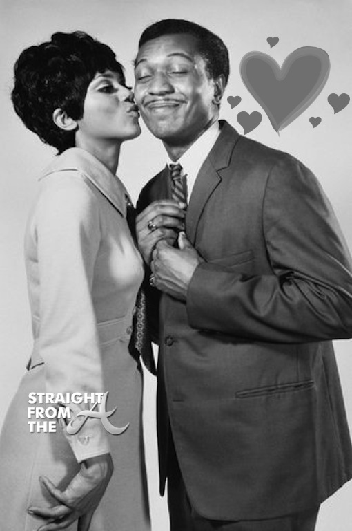 Image result for black couples on valentines day  Is It Right To Have S*x On Valentine's Day? Vintage Black Couple StraightFromTheA 11