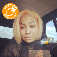 New Doo Alert! Raven-Symone Goes PEACH For The Holidays ...
