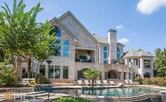 Tameka Tiny Cottle Harris New Home 2015 Straightfromthea