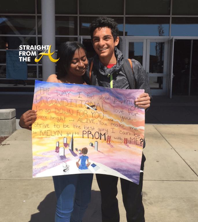 Promposal 2016 2 Straight From The A SFTA – Atlanta