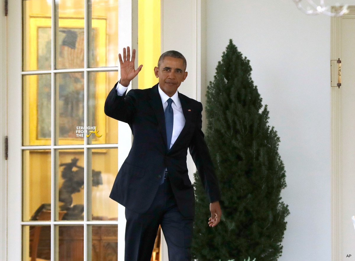 OPEN POST: Barack Obama Graciously Exits The White House + Sends Social Media Farewell...