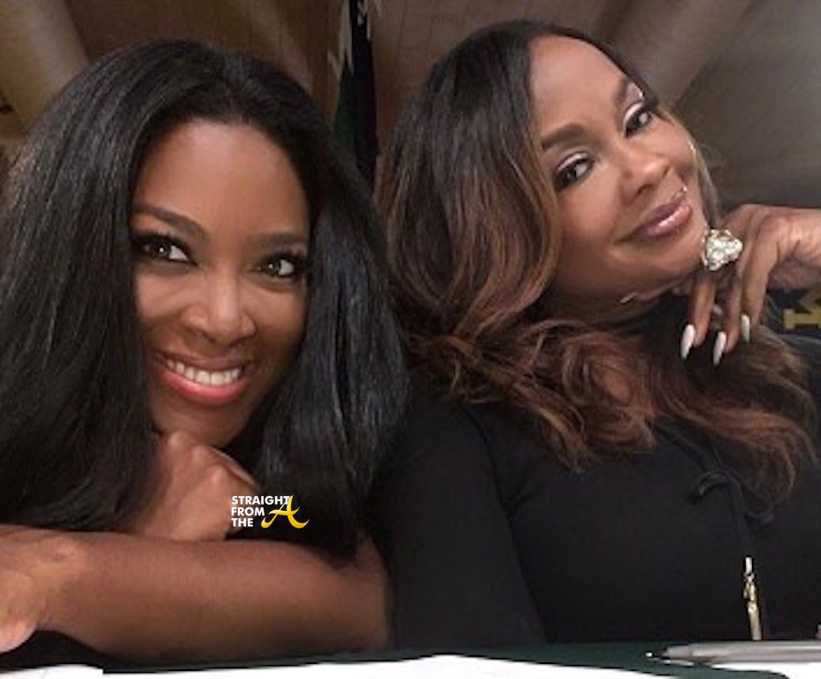 #RHOA Recap: 5 Things Revealed During Season 9, Episode 11 'Thelma & Louise Take Flint' + Watch Full Video...