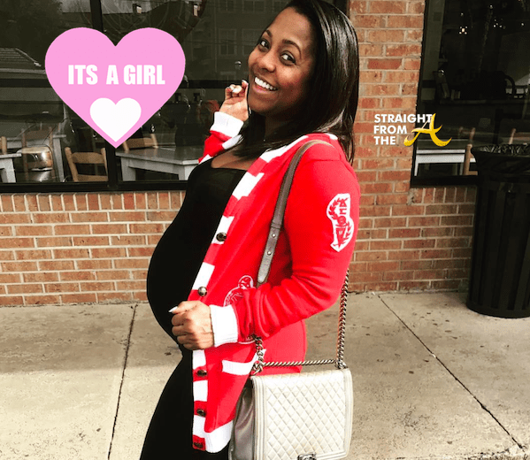 Keshia Knight Pulliam Finally Gives Birth + Shares 1st Photo of 'Ella Grace' Online...