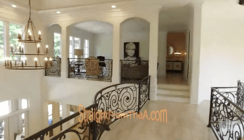 NENE LEAKES HOME TOUR 2017 4 Straight From The A SFTA