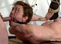#classic: Boy Whore Aiden Learns To Love the Cock