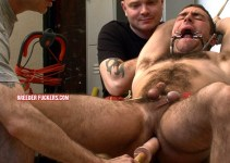 #Classic: Guy from Straight Hell Endures Agonizing CBT