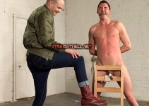 #classic: Fancy Mike's Cock Roped & Tortured by Skinhead Dave