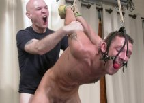 First Look: Martin Gets Ambushed at Work and Sodomized w/ a Thick Tool