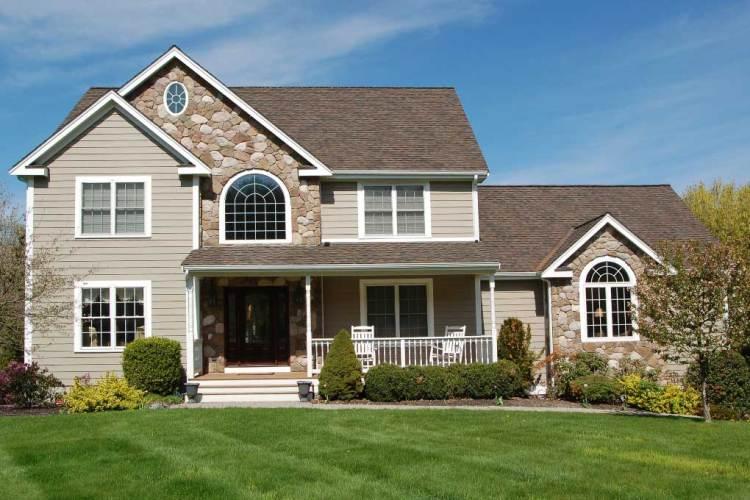 Siding Stone Straight Line Home Improveme