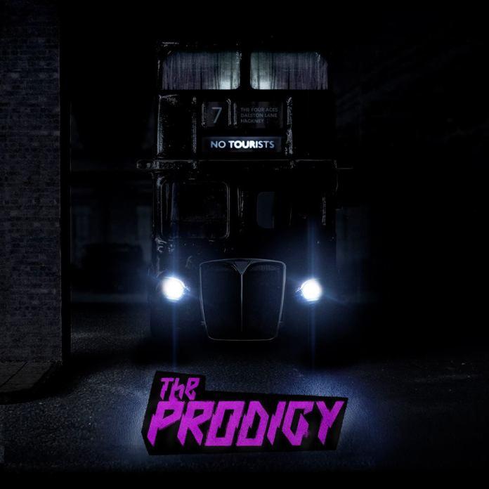 The Prodigy - No Tourists / Εξώφυλλο