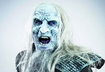 Scott Ian/White Walker