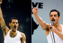 Rami Malek Live Aid
