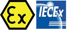 Πρότυπα ATEX IECEx