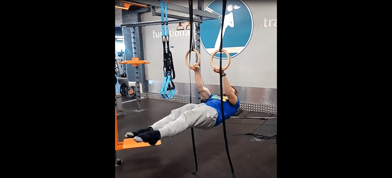 Front Lever Image