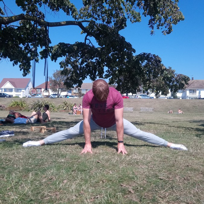 Current Middle splits Late August 2019