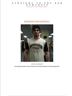 Gymchat 148 - Training for Football II