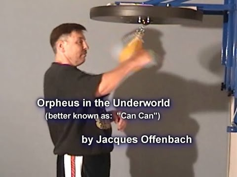 Punch Drumming – Offenbach's 'Orpheus in the Underworld' (aka 'The Can Can')