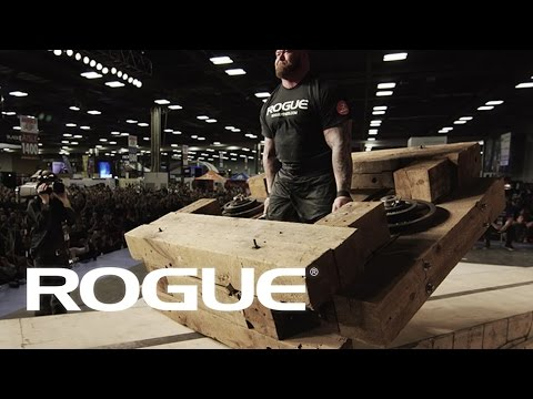 2017 Arnold Strongman Classic – The Timber Carry