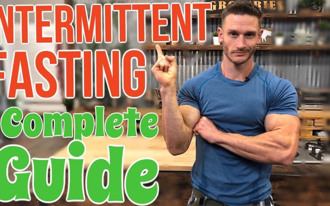 Complete Guide To Intermittent Fasting (Thomas DeLauer)