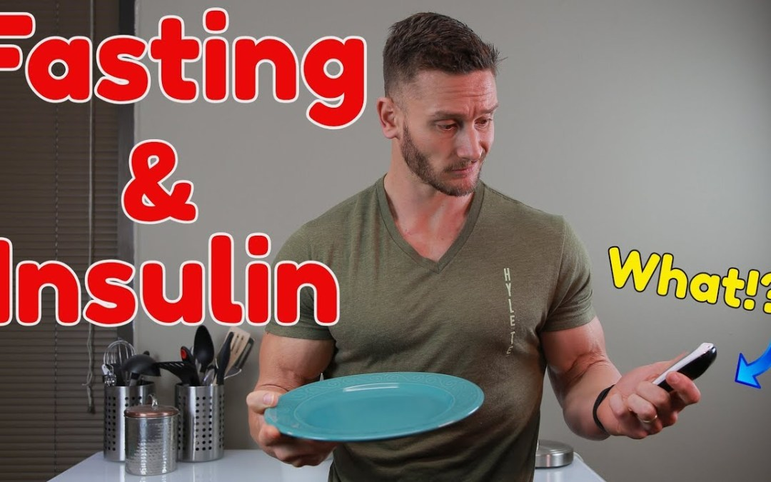 Fasting and its Effect on Insulin (Thomas DeLauer)