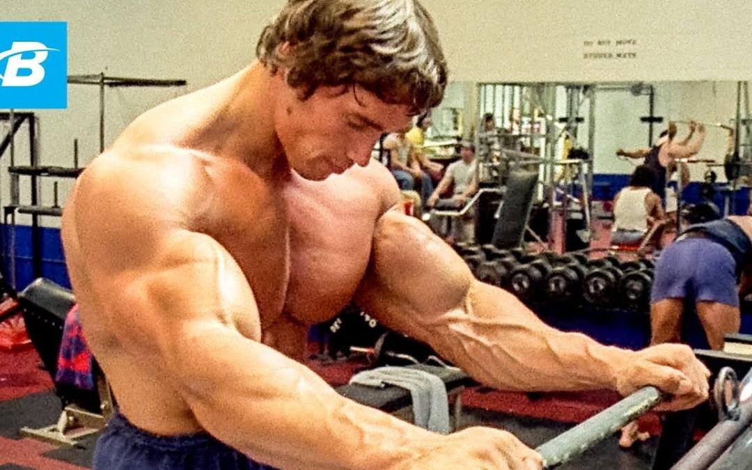 How To Train For Mass (Arnold Schwarzenegger)