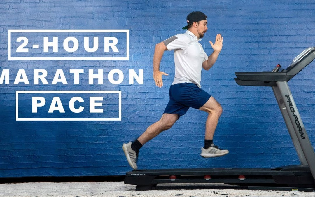 How Fast is a Two Hour Marathon Pace? (Mike Boyd)