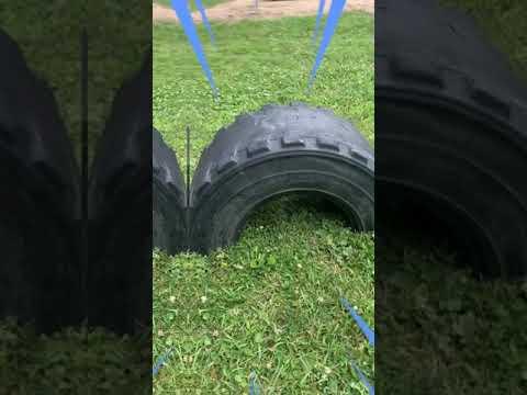 SMASH Target (Half Tractor Tyre, For Hammer Work)
