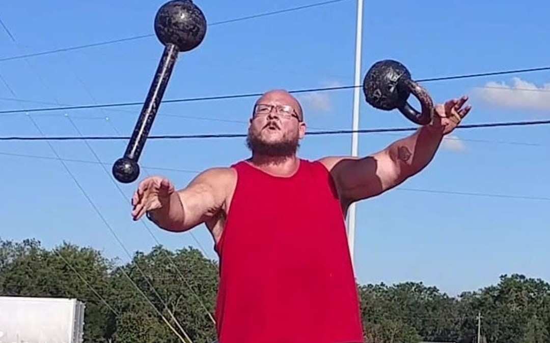 Old-Time Strongman Training with Bud Jeffries (Stick Mobility Podcast #28)