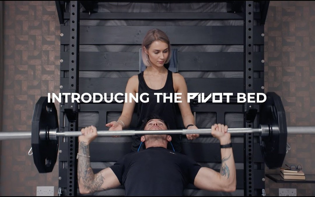 Pivot Bed (A Folding Bed Which Transforms Into A Home Gym)
