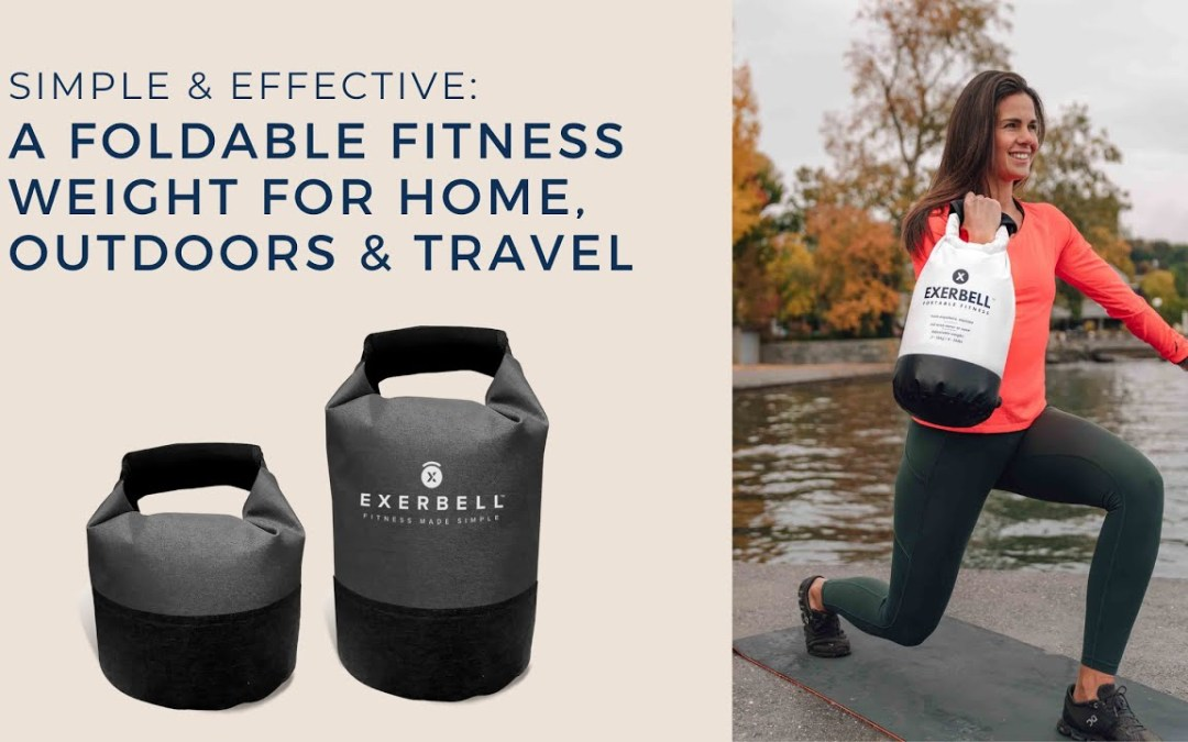 Exerbell (Travel-Focused Kettle-Shaped-Sandbag)