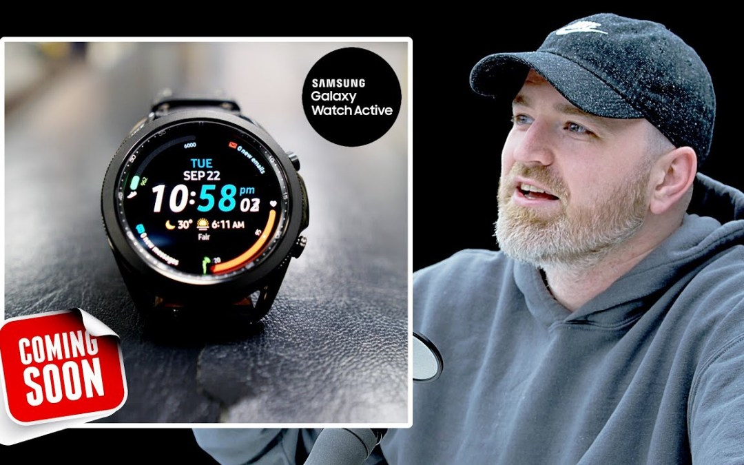 New Samsung Galaxy Watch 4 Awesome Features (Lew Later)