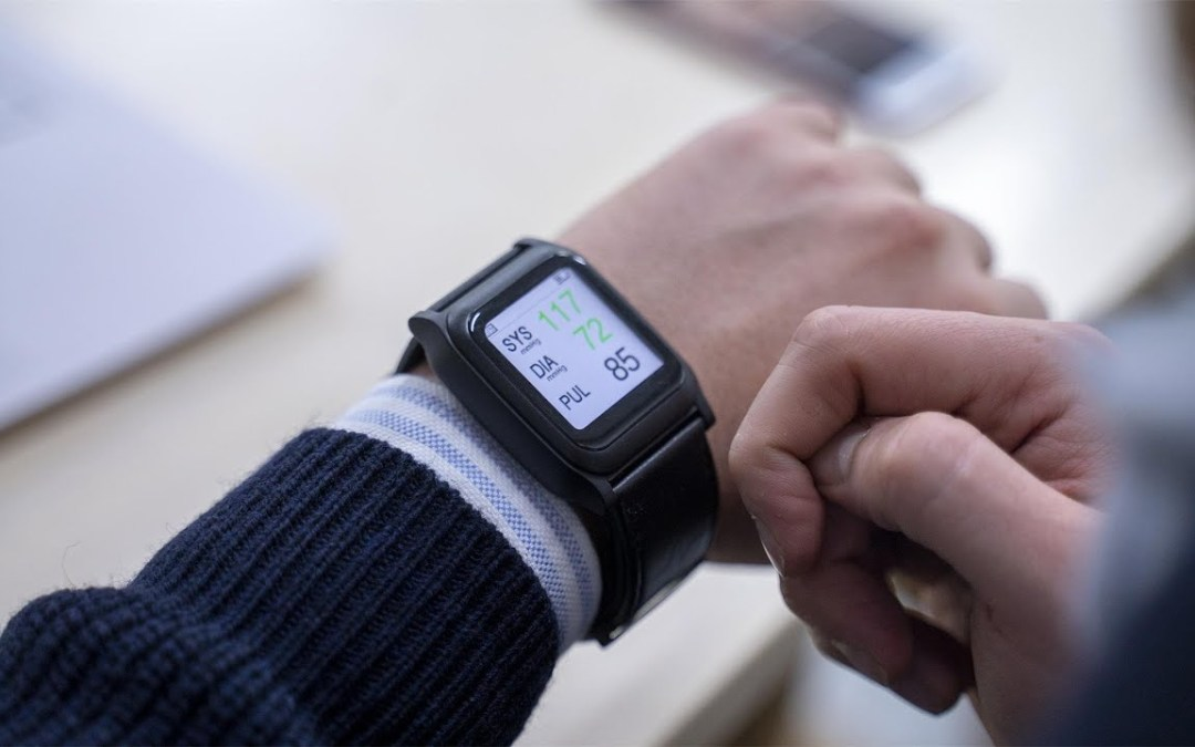 BP Trace (Smartwatch-Based Blood Pressure Monitor)