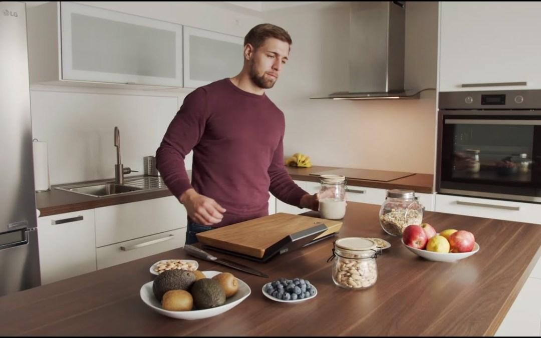 Aurora Nutrio (Smart Cutting Board That Tracks Your Nutrition)