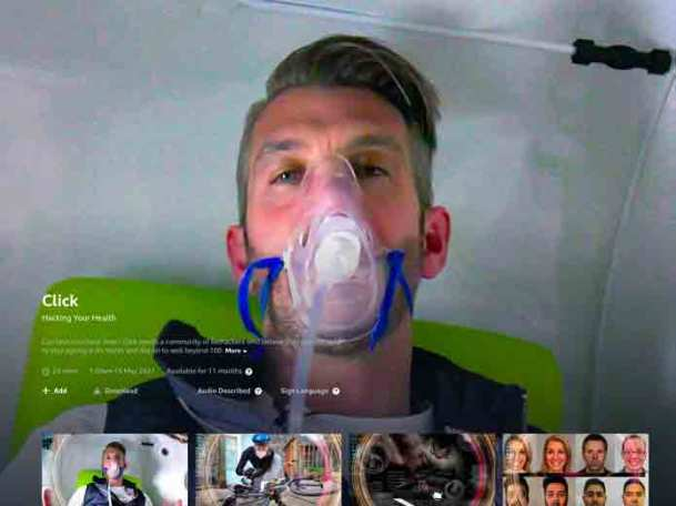 BBC Click - Hacking Your Health