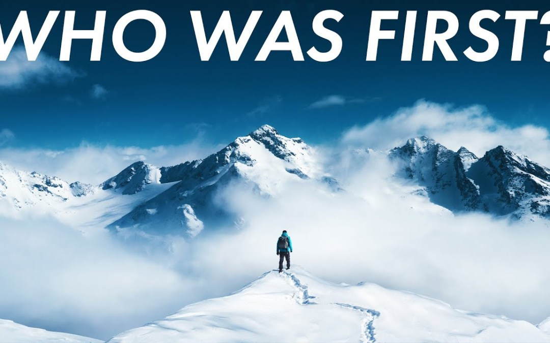 Only One Man Knows Who Climbed Everest First and We Can't Find Him (Thoughty2)