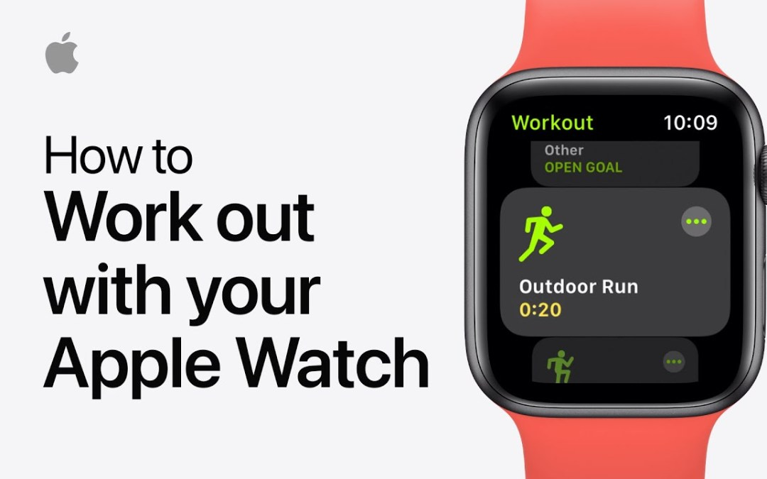 Working Out With the Apple Watch