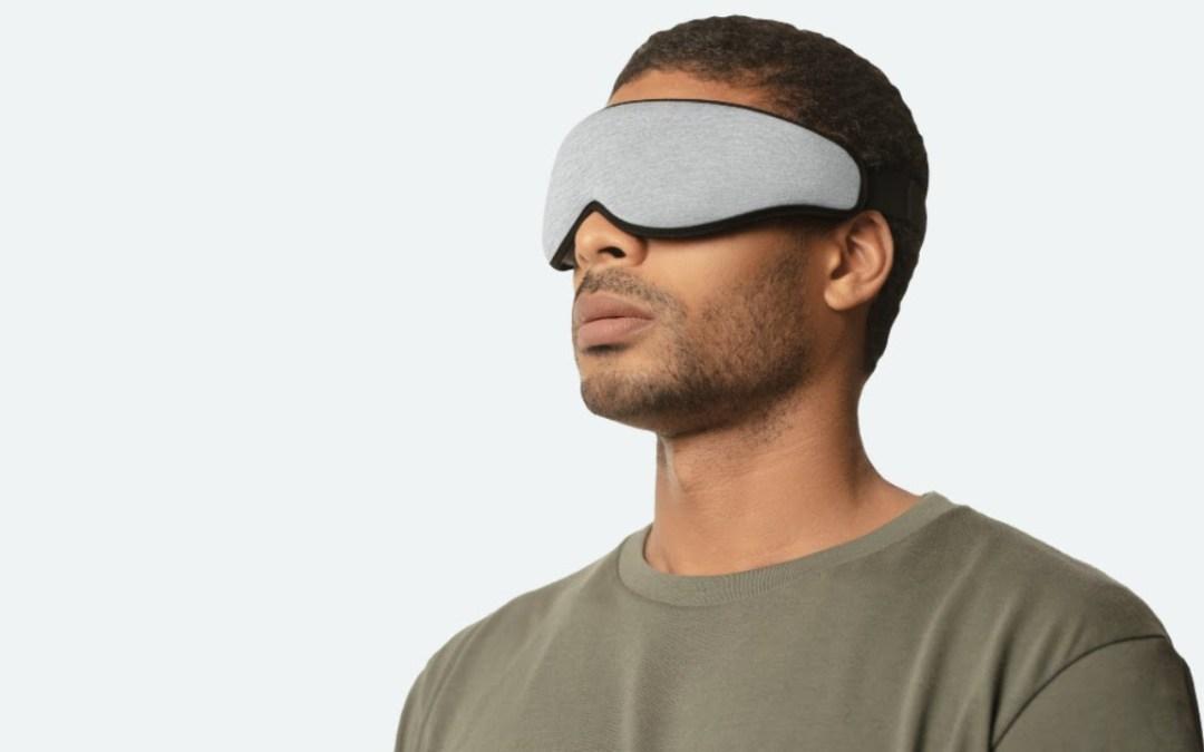 Eye Mask by Ostrichpillow (3D-Ergonomic Eye Mask)