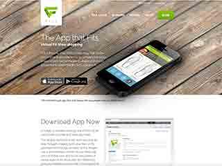 The vFit App (Virtual Shoe Fitting)