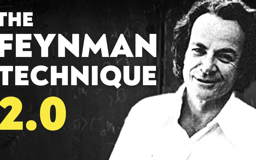 How to Learn Faster: The IMPROVED Feynman Technique (Thomas Frank)