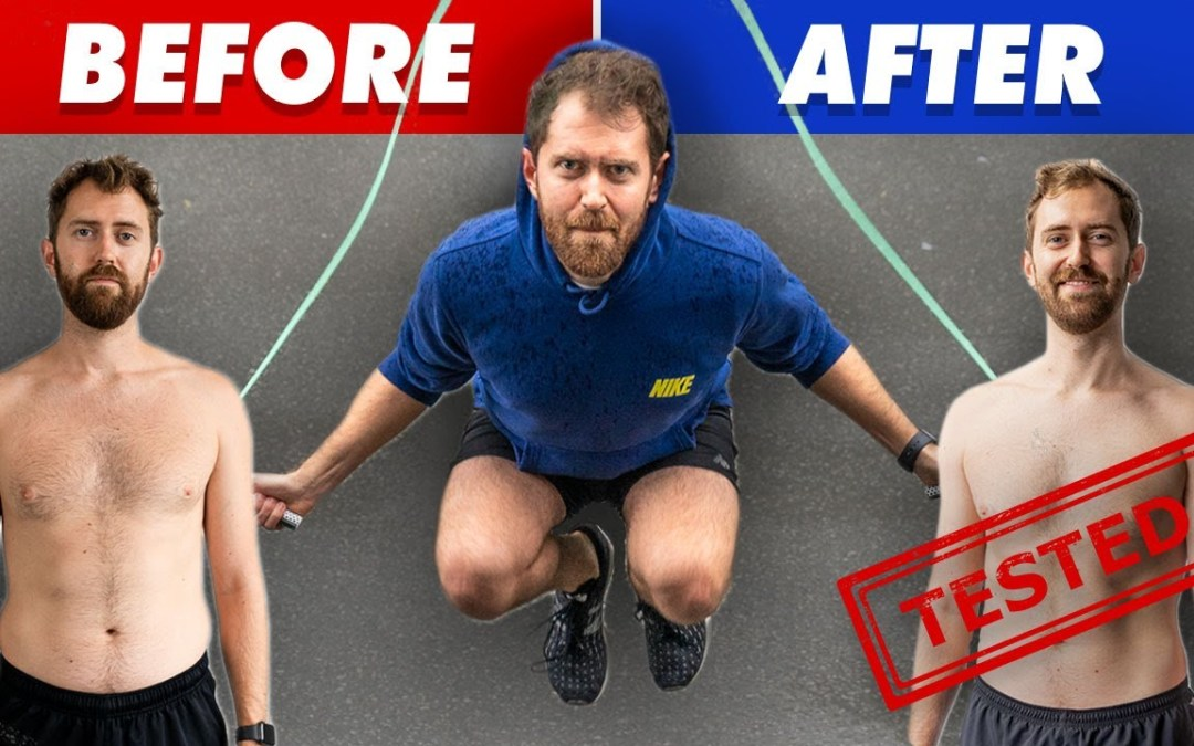 30 Minutes of Jump Rope Every Day for 30 Days (Goal Guys)
