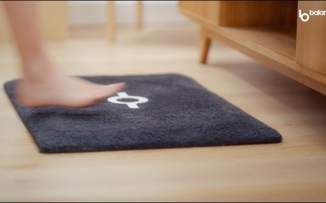 Checking Out : BBalance (The World's First Smart Bath Mat)
