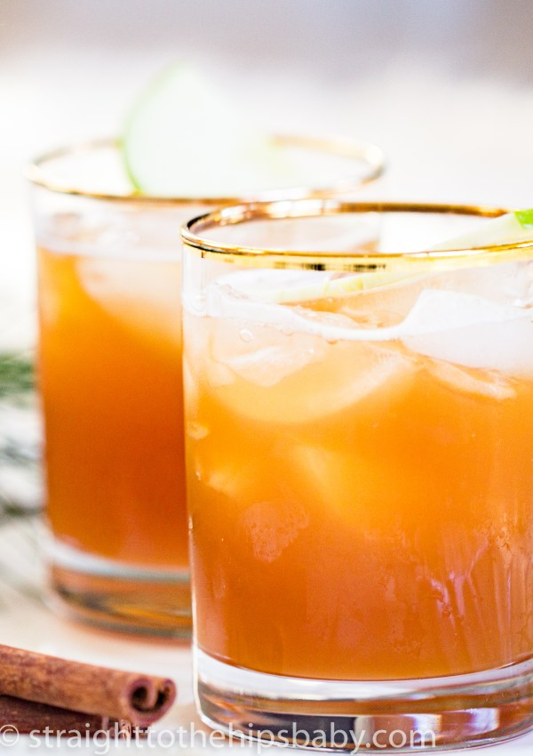 The Spiced Apple Brandy